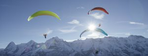Formation continue parapente Fribourg